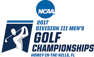 2017 DIII Men's Golf National Championship Logo