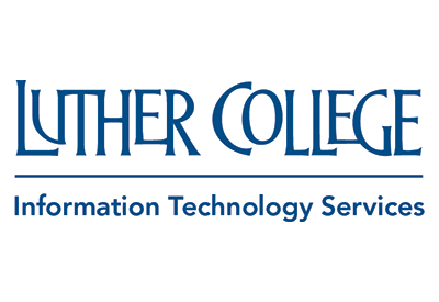 ITS Luther College logo