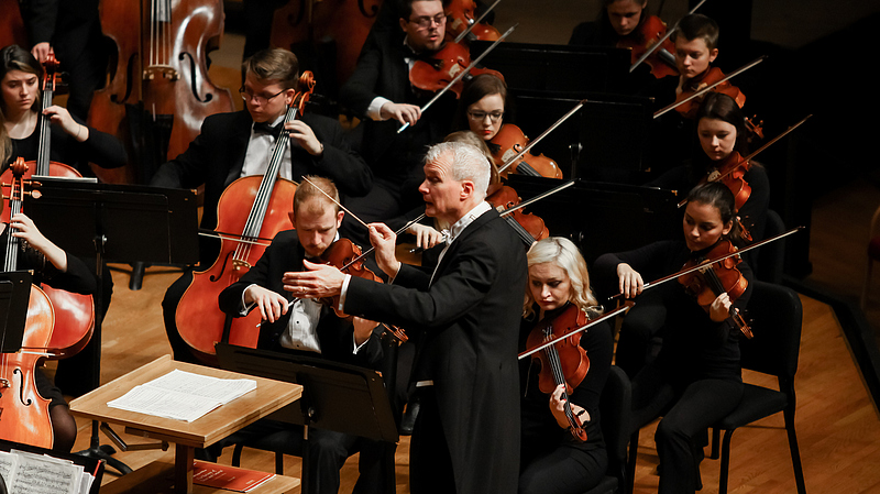 Luther College Symphony Orchestra Tour