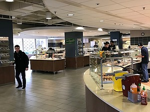 The Luther College Cafeteria