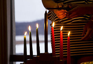Kwanzaa is celebrated for seven days between Dec. 26 and Jan. 1.