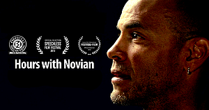 "Movie Poster for ""Hours with Novian"" (2015)"
