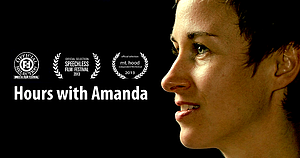 "Movie Poster for ""Hours with Amanda"" (2015)"