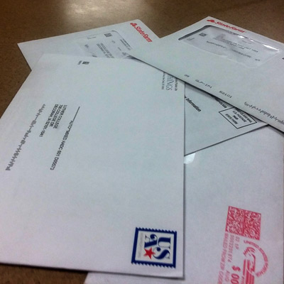How To Write An Envelope Letter.Addressing Envelopes Packages Mail Center Luther College