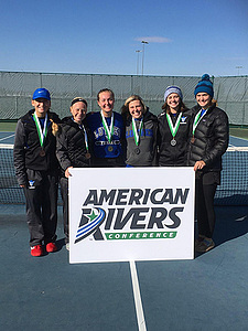 A-R-C Individual Tournament Medalists