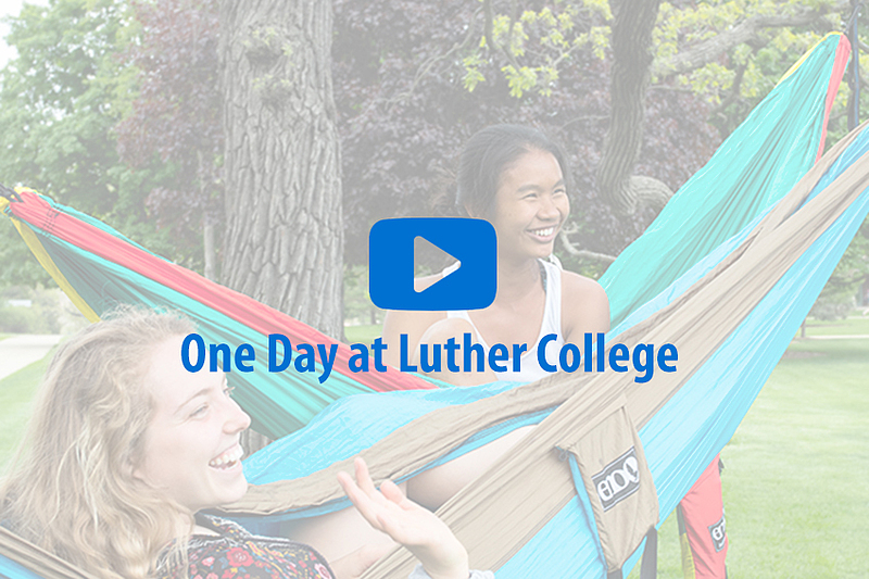 One Day at Luther Video Thumbnail