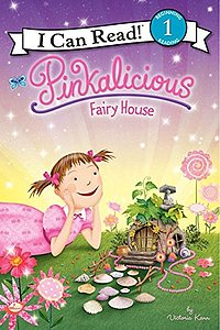 I Can Read! Beginning 1 Reading: Pinkalicious and the Flower Garden Fairy