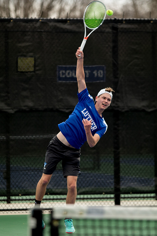 Financial Calculator Online >> American Rivers Conference Men's Tennis All-Conference Team Announced - Five Luther Players ...