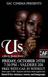 "SAC Cinema Presents ""US"""