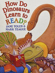 How Do Dinosaurs Learn How to Read?