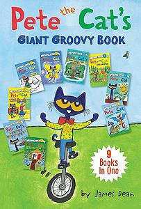 Pete the Cat's Giant Book
