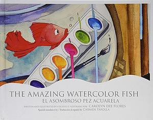 The Amazing Watercolor Fish