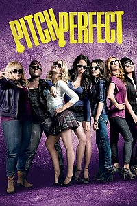 College student Beca (Anna Kendrick) knows she does not want to be part of a clique, but that's exactly where she finds herself after arriving at her new school. Thrust in among mean gals, nice gals and just plain weird gals, Beca finds that the only thing they have in common is how well they sing together. She takes the women of the group out of their comfort zone of traditional arrangements and into a world of amazing harmonic combinations in a fight to the top of college music competitions.