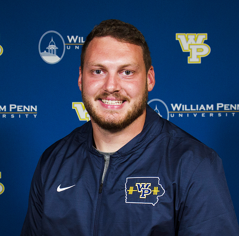 Jacob Leeps Named Assistant Athletic Performance Coach ...