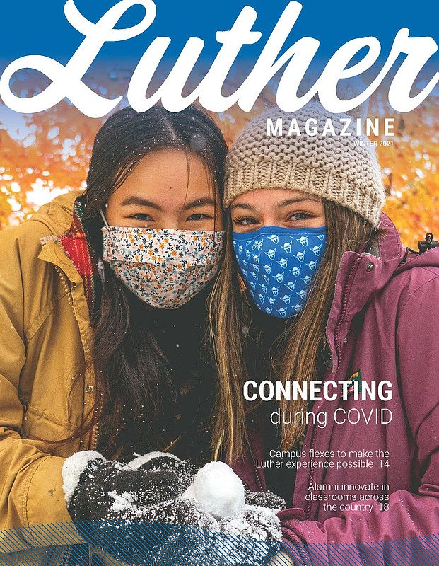 Winter 2021 Luther Magazine