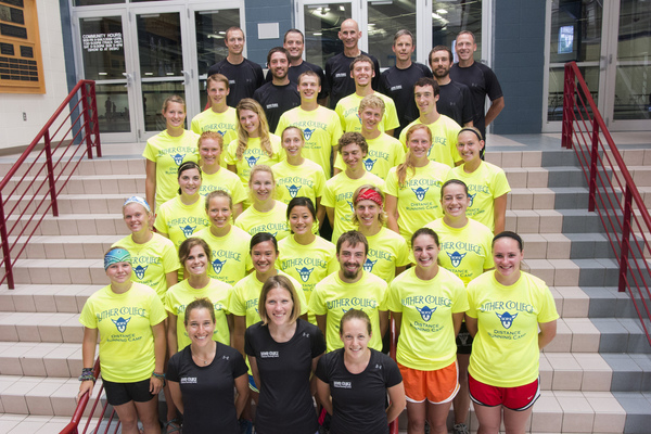 Staff Distance Running Camp