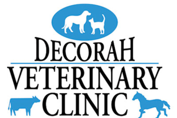 Decorah Veterinary Clinic thumbnail logo.