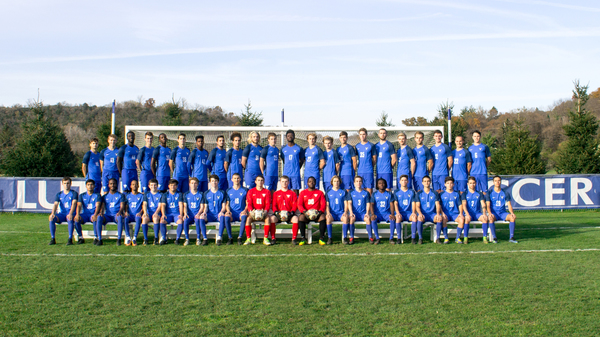 "2018 Men's Soccer Team<a href=""/reason/images/840042_orig.jpg"" title=""High res"">∝</a>"