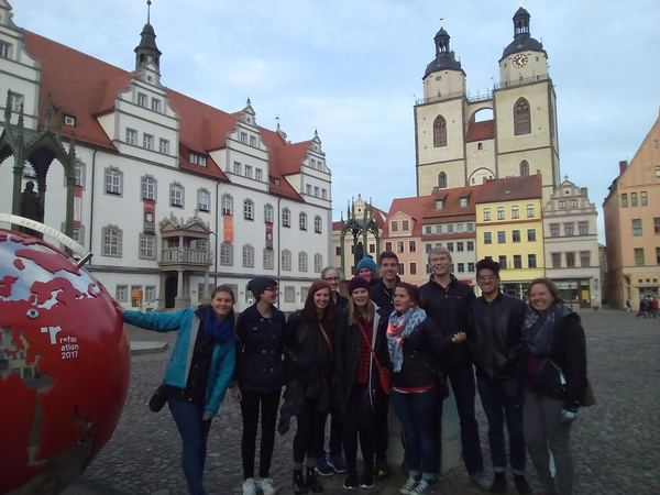Study Abroad | German | Luther College