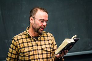 Charles D'Ambrosio reads aloud from his new book, <em>Loitering</em>.