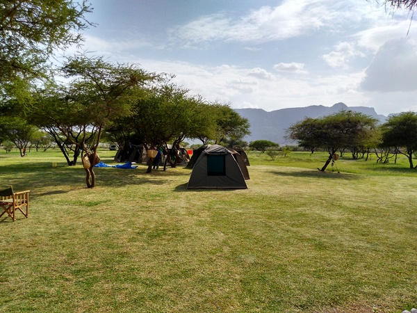 "Our beautiful camp at the Eco Lodge<a href=""/reason/images/799065_orig.jpg"" title=""High res"">∝</a>"