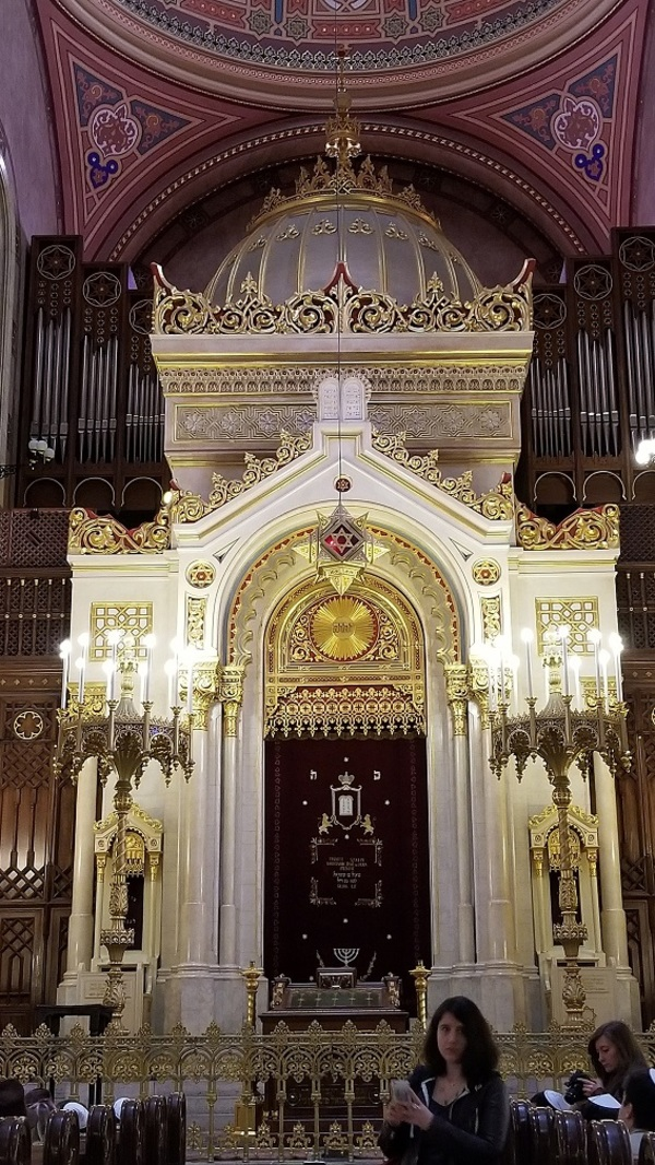 "One of the synagogues that I visited in Hungary.<a href=""/reason/images/812068_orig.jpg"" title=""High res"">∝</a>"