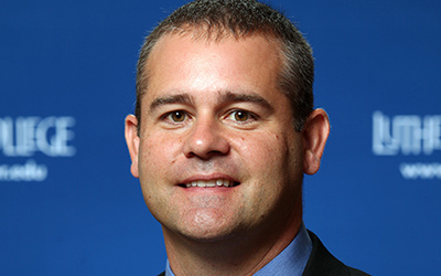 Aaron Hafner, Luther College football coach