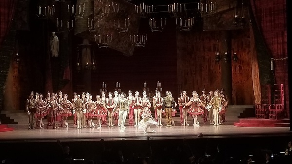 "At the end of the ballet!<a href=""/reason/images/812077_orig.jpg"" title=""High res"">∝</a>"