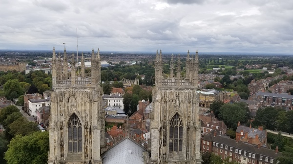 "After 265 stairs up at the York Minster, this is the view<a href=""/reason/images/780085_orig.jpg"" title=""High res"">∝</a>"