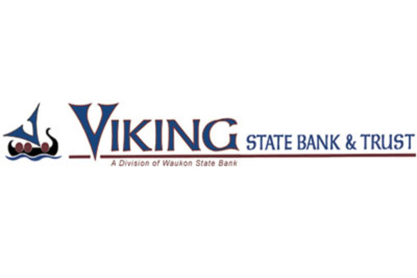 Viking State Bank & Trust logo.