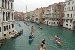 English students can explore in Venice, Italy in the J-term course, In Frankenstein's Footsteps.