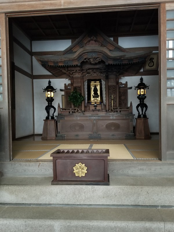 "A deity alter located in Eiheiji Temple.<a href=""/reason/images/800105_orig.jpg"" title=""High res"">∝</a>"