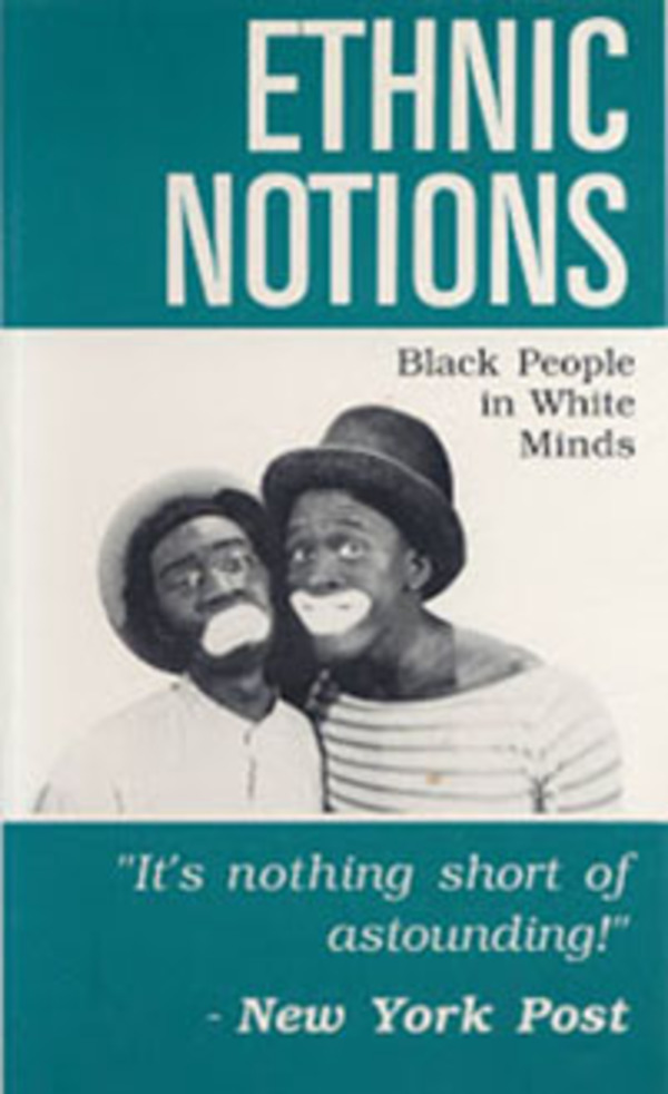 ethnic notions analysis essay Topic: &quotethnic notions&quot and stereotypes drawing from the readings in kovel and from the film ethnic notions, describe the extrapsychic and intrapsychic functions of stereotypes describe this process as it serves individuals in terms of maintaining a sense of self, individuals within a social context, ie interpersonal communication.