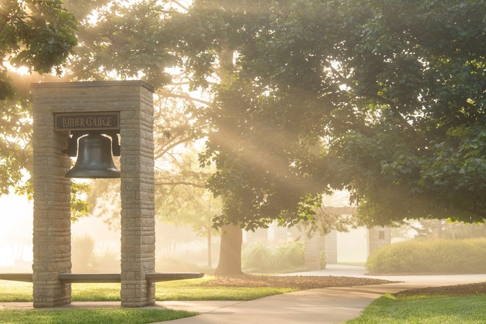 The Luther College Bell