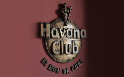 This is the rum museum that we visited in Havana.