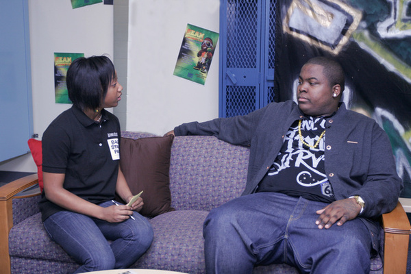 Sean Kingston interview