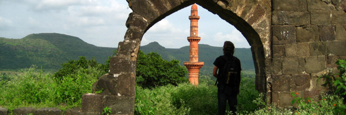 Picture from study abroad trip to India.
