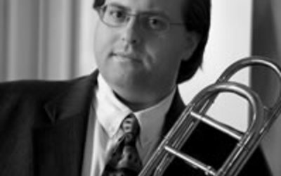 Michael Smith, associate professor of low brass