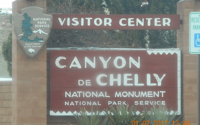 Our trip to Canyon de Chelly.
