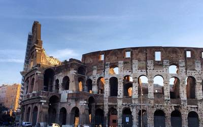 Coloseum in Rome