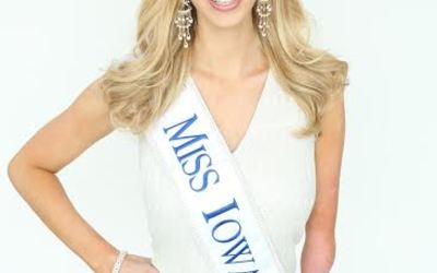 Miss Iowa 2013, Nicole Kelly