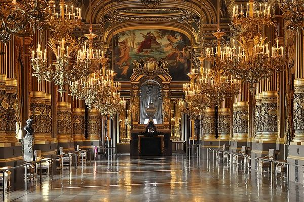 Opera House of Paris