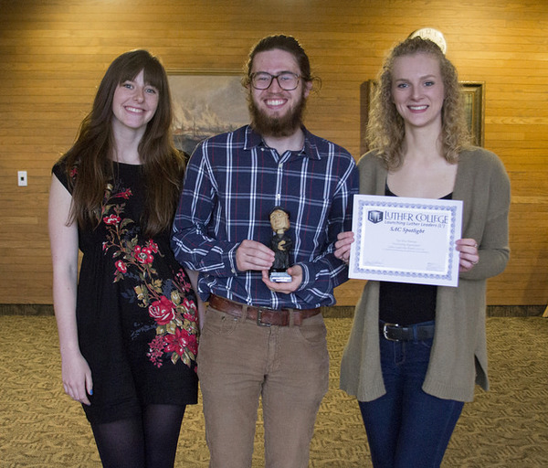 Outstanding Student Organization: SAC Spotlight