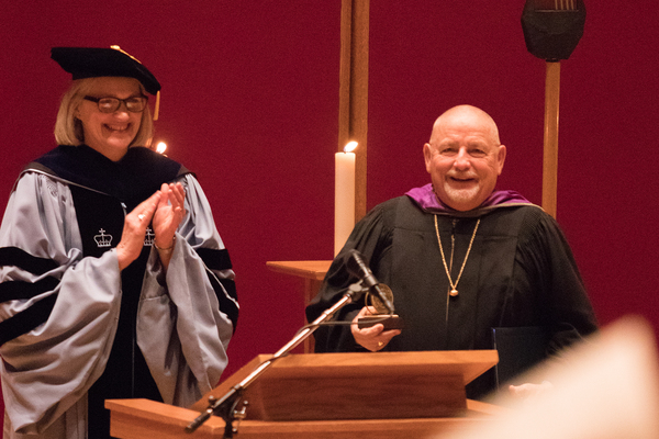 "Bob Naslund receiving the Spirit of Luther award<a href=""/reason/images/852243_orig.jpg"" title=""High res"">&prop;</a>"