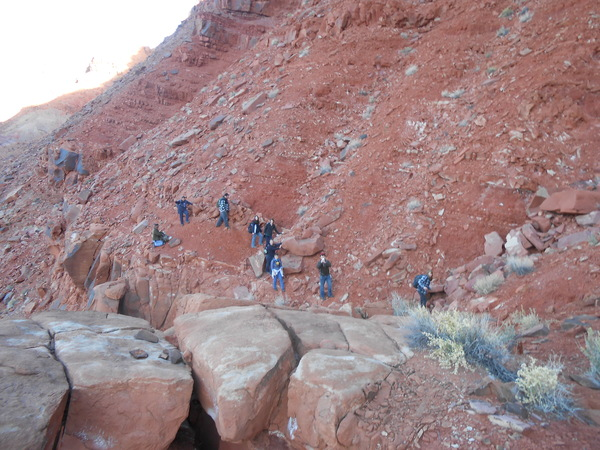 "Hiking at Marble Canyon<a href=""/reason/images/521253_orig.jpg"" title=""High res"">&prop;</a>"