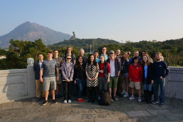 "The class at Hong Kong's Big Buddha.<a href=""/reason/images/601255_orig.jpg"" title=""High res"">∝</a>"