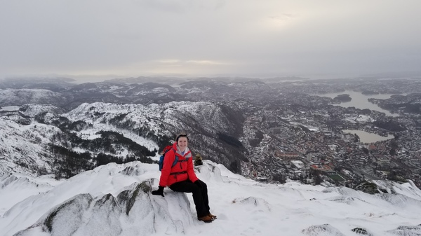 "Me on top of Mount Ulriken!<a href=""/reason/images/795255_orig.jpg"" title=""High res"">∝</a>"