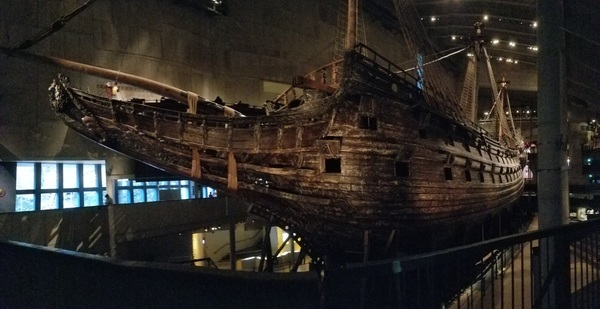 "The Vasa Ship in Stockholm. It was too big to get a full shot of it!<a href=""/reason/images/795259_orig.jpg"" title=""High res"">∝</a>"
