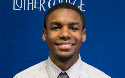 Paul Blackburn, Luther College class of 2018