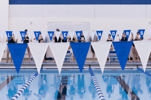 Luther College Swimming Pool